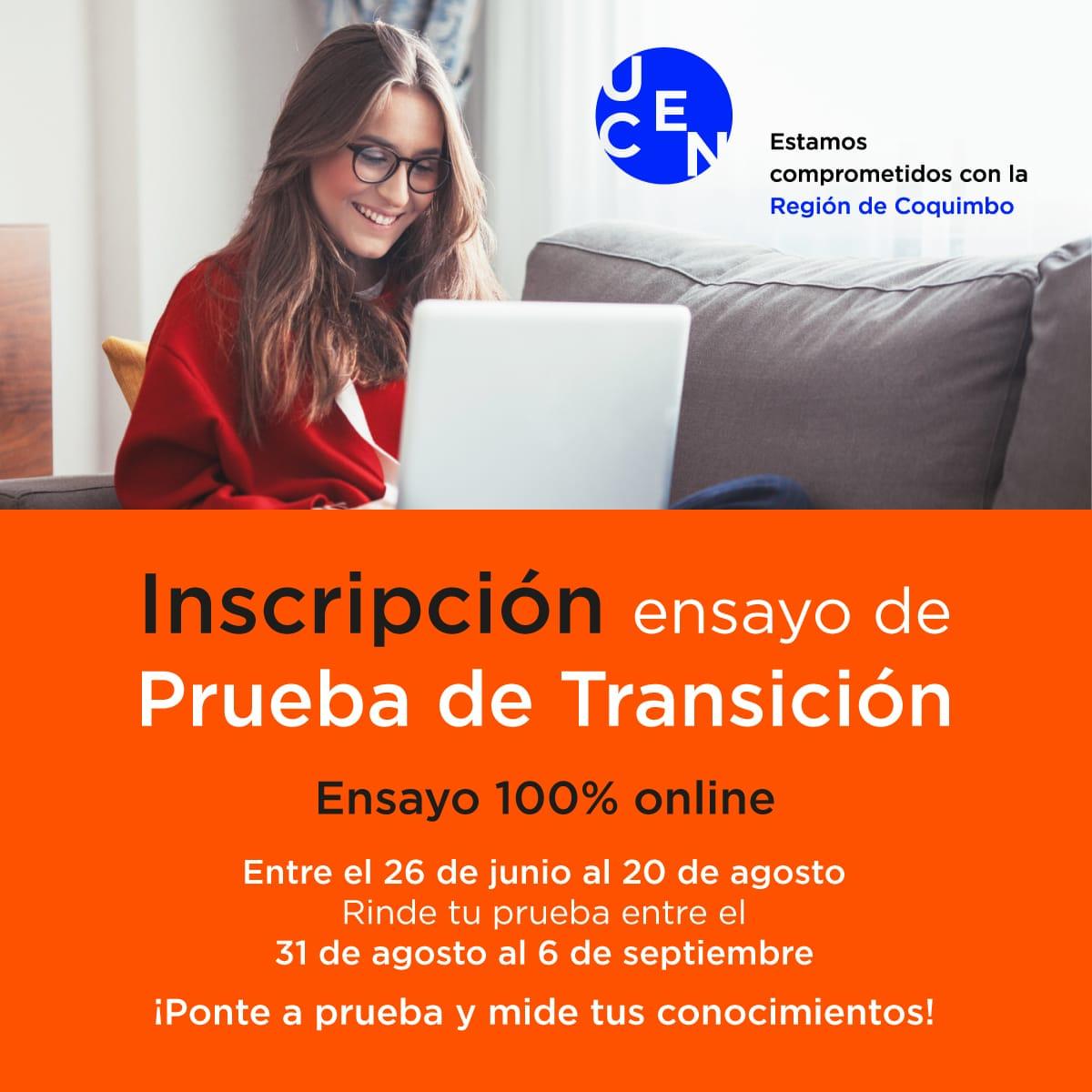 PRUEBA DE TRANSICION