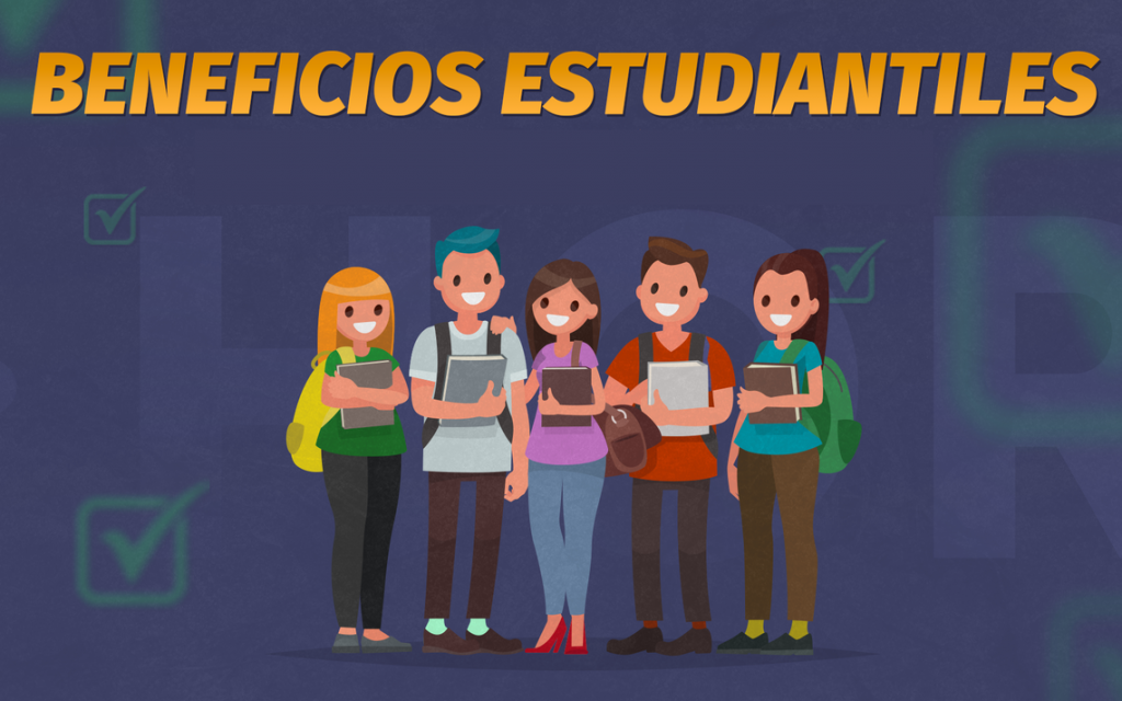 Beneficios estudiantiles 2021
